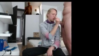 Blowjob Before School Good Morning Before work