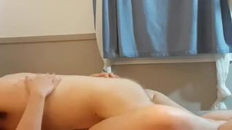 MOANING SLUT GETS POUNDED! ~ AMATEUR MISSIONARY SEX, INTENSE FEMALE ORGASMS