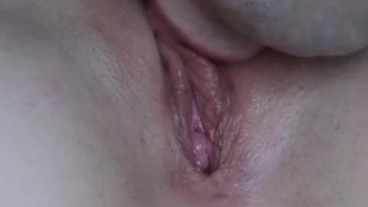 Pussy licking close up / Comiendo chocho de cerca
