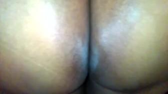 Rubbing My Fat Ass