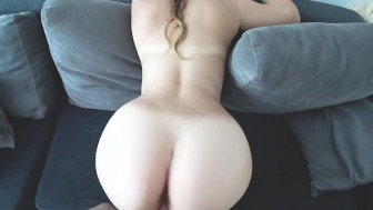 Young girl with big ass fucked