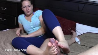 Mouth, hands and feet