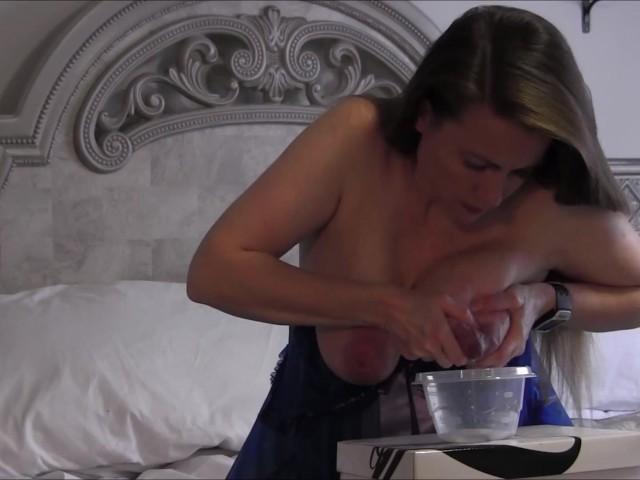 Lesbian Big Breast Play