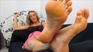 We Love Feet at MissWhitneyMorgan.com