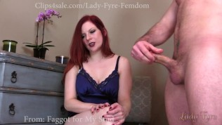 Cuckold and Encouraged Bi Sampler by Lady Fyre