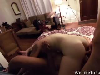 FFM Amateur Threesome