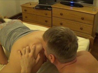 Point/amateur/big in cock tight anal