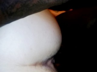 beating that pussy up...up close pov