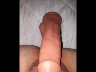 Playing with my soaking wet pussy feels so good