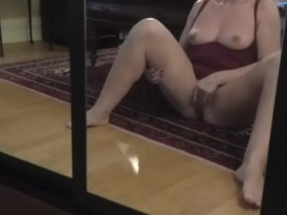 Huge Squirting Milf Hidden Cam Caught Girl Masturbate Amateur