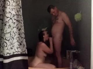 sensual bathe intercourse