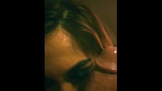 Durrani Rose - Gagging and Deepthroat Swallow