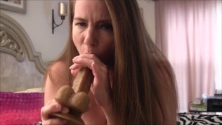 Cock Sucking Instructions For Sissies (Special Request Custom Video)