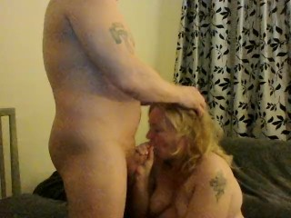 Role Play. Daddy teaches daughter a lesson while mommy is away.