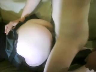 Late night fuck. Cum on tits.