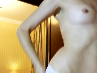 POV Sex with hot brunette!!!