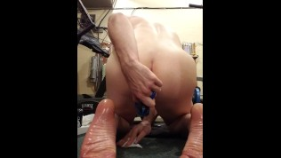 Prostate orgasm part 3...