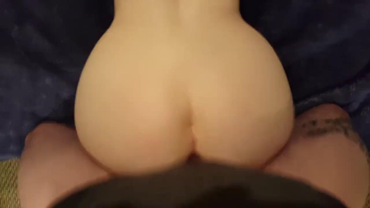 Her anus craves big cock