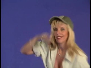 Carol is The Cockhunter! A Behind-The-Scenes Fun Video