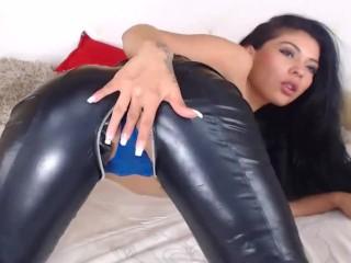 HOT Latina Top Model Finger & Toy Fukz Holez Cumz & Squirtz ~ @₭!raL℮en