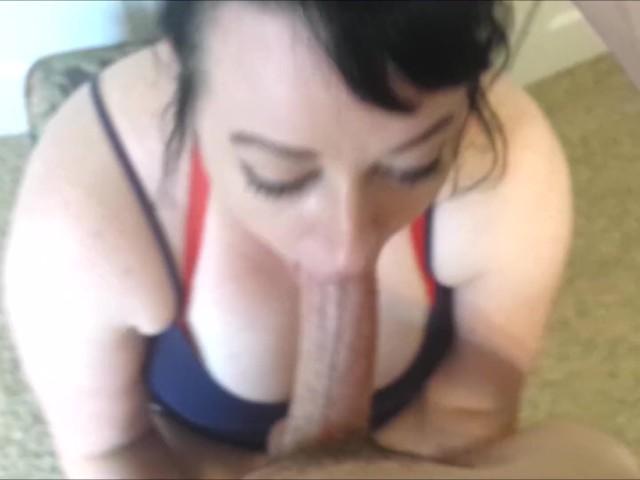 Shemale Deepthroat Big Cock