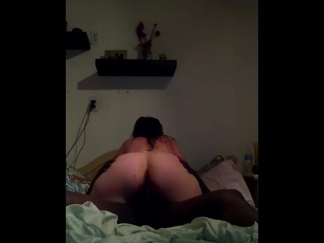 Mature Mom Riding Orgasm