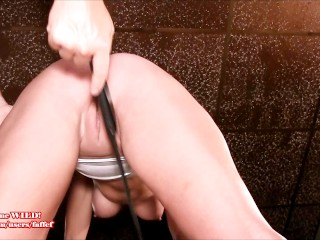 How much can she gush?!! Extreme pussy to ass smash w graphic anal creampie