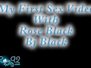 My First Sex Video BlackxRose92
