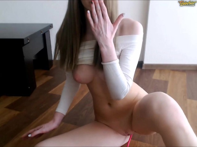 Stunning Perfect Innocent Shy Teen Orgasms Uncontrollably -1754