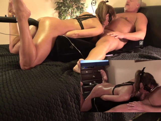Amateur Wife Sex Machine