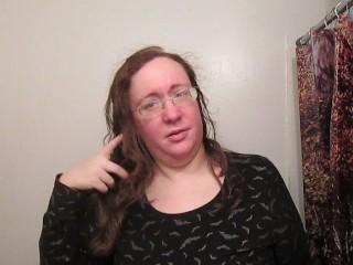 Bbw/fetish/blonde strawberry curly asmr week