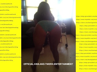 Sexy Freak Girl Twerking Her Ass Then Gets Fucked