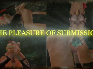 The Pleasure of Submission ( Furry / Yiff )
