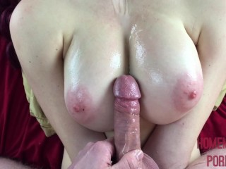 Oiled 18 Yr Mature Wins Titty Smashed And Jizzed On