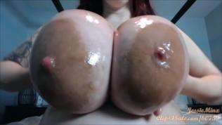 Huge Tits Pregnant JOI...