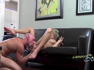 Pornstar Booty Calls Riley Evans Booty Call With Johnny Sins