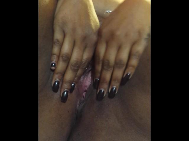 Ebony Bbw Fisted Squirting