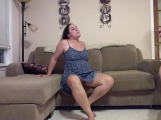 Horny ready to fuck milf bouncing that ass for a massive orgasm