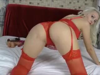 Webcam show Big pussy dildo masturbation (Helena Moeller)