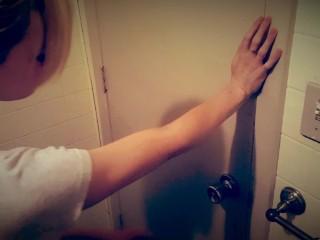 •☆• Hot Blonde Cums In The Shower •☆•