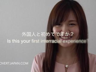 Asian/brunette/covert interracial shizuku s japan first