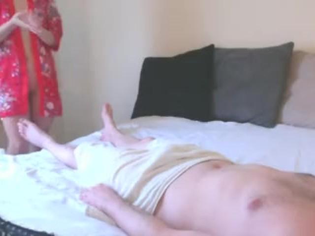 Couples Massage Happy Ending