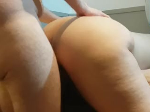 Hot Blonde Amateur Riding