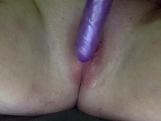 Teen Plays With Swollen Pussy Until She Cums