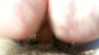 I pee on his cock outdoors then I ride him hard – Cum on my ass