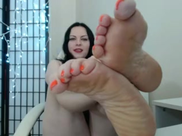 British Milf Stockings Solo