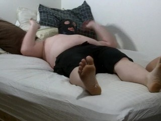 Submissive BBW Whore Gets Fucked and Choked Hard in Corset with Facial