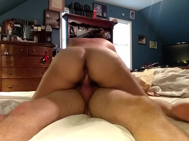 Hot Amateur Dick Riding