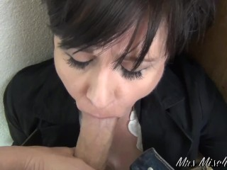 Facefucking the Anger Control Counselor