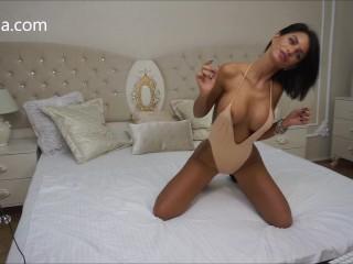 Anisyia Livejasmin creamy pussy machine fuck - so horny and wet